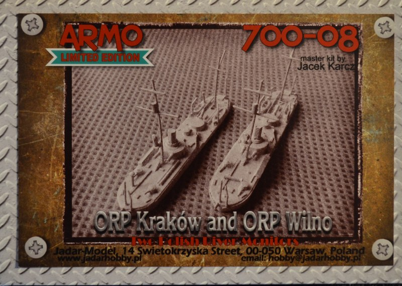 ORP Kraków and ORP Wilno