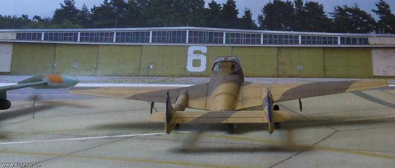 dH Sea Vampire T.22 Chile